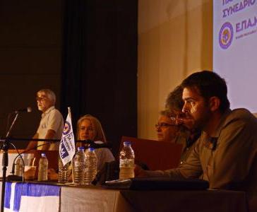 Ο Δημήτρης Καζάκης επανεξελέγη Γενικός _01