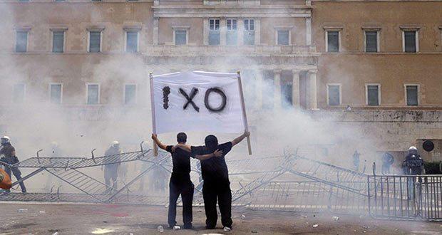 Να αντιδράσουμε σαν Έλληνες στο δίλημμα