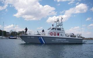 Ακυβέρνητο Σκάφος Στη Λευκάδα