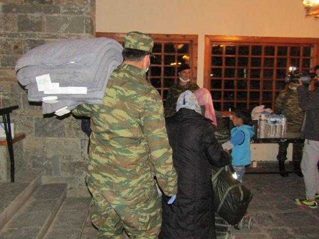 Μείζονα ερωτήματα για τη φυματίωση στο στρατό