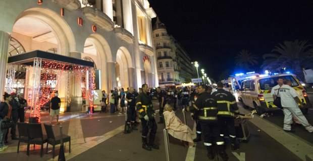 Νέα τρομοκρατική επίθεση στη Νίκαια της Γαλλίας με 80 νεκρούς
