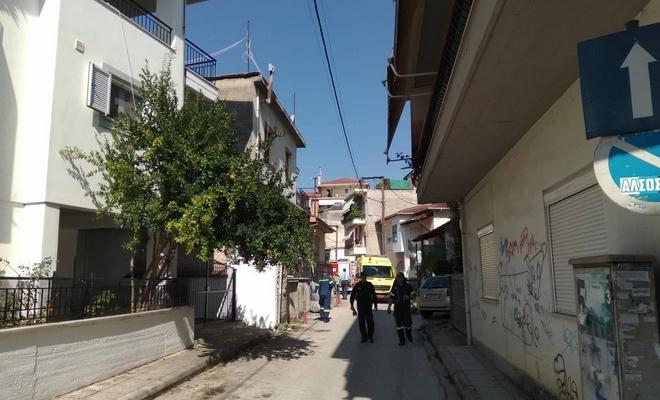Έκρηξη σε μονοκατοικία στα Ιωάννινα: Σοβαρός τραυματισμός 66χρονου